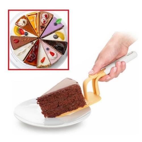 FidgetGear Push-Pull Party Cake Pie Pizza Pastry Server Cutter Shovel Slicer Hand Tool - SS from FidgetGear