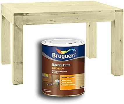 Bruguer 5160566 - Barniz tinte satinado Bruguer Princesa ...