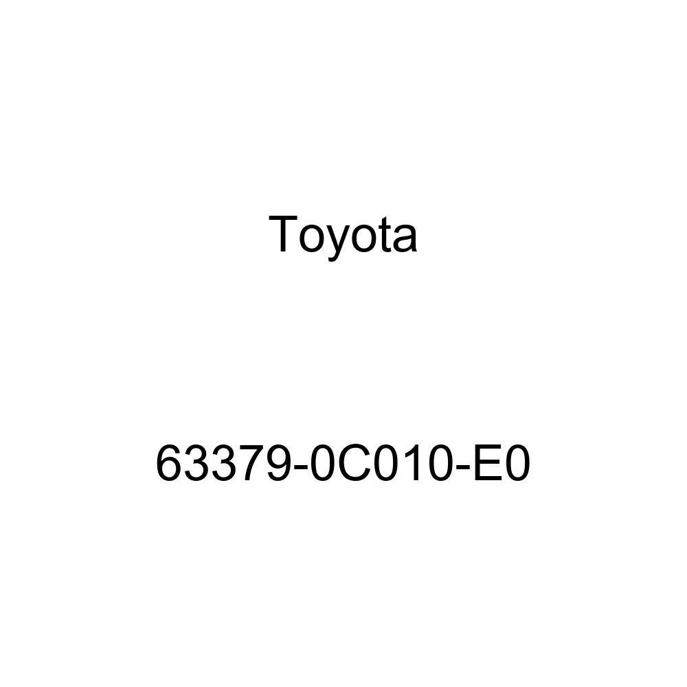 TOYOTA Genuine 63379-0C010-E0 Roof Headlining Trim Cover