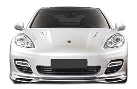 2010-2013 Porsche Panamera Turbo Eros Version 1 Front Lip Under Spoiler Air Dam -
