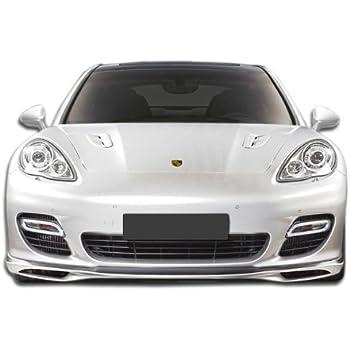 2010-2013 Porsche Panamera Turbo Eros Version 1 Front Lip Under Spoiler Air Dam - 1 Piece