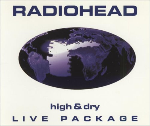 High & Dry: Live Package by EMI Music (Netherlands)