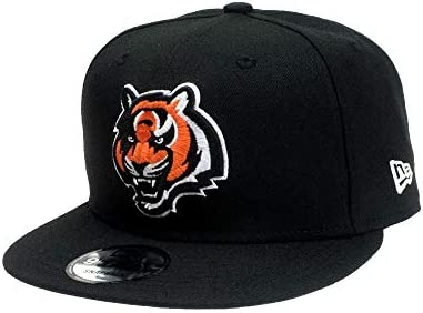 New Eras Era Gorra Snapback de los Bengals de Cincinnati - Gorra ...