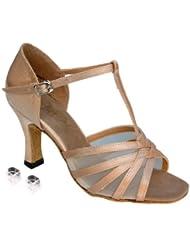 Very Fine Ladies Women Ballroom Dance Shoes EK16612 With 2.5 Heel