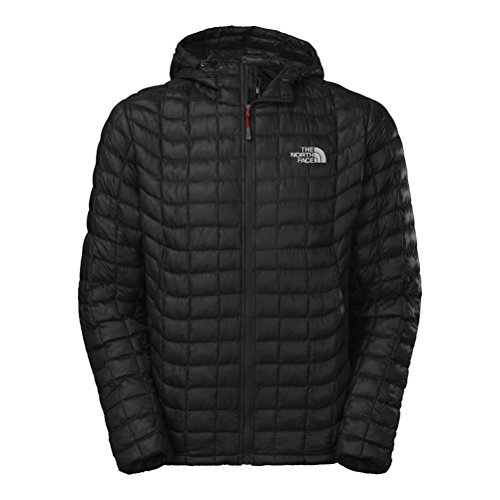 The North Face ThermoBall Hoodie - Men's TNF Black 2X-Large by The North Face