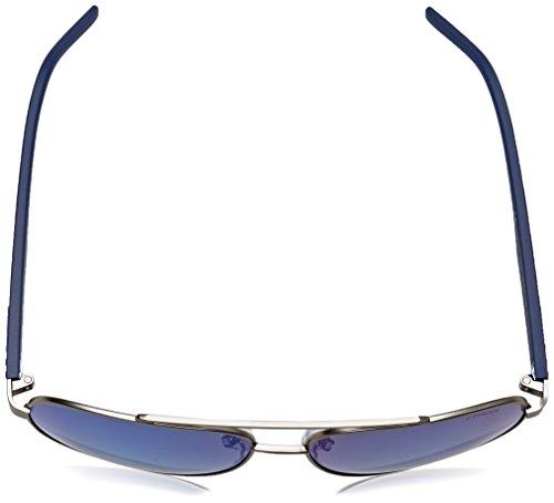 S 2043 Dkruthe PLD Smtt Grey Gris Polaroid Pz Sonnenbrille Speckled Grey Blue wtWZHnp