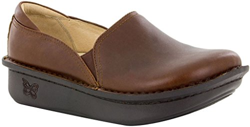 Alegria Frauen debra Slip-On Haselnuss