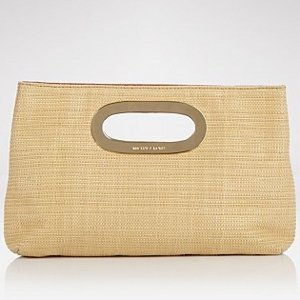 michael kors berkley clutch natural gold handbags amazon com rh amazon com