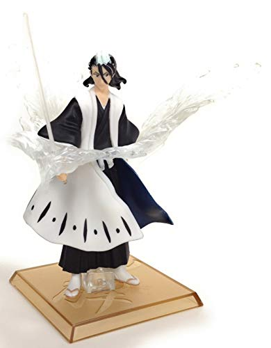 (Bleach Byakuya Kuchiki - Bandai Complete Works 3 Justice Vs Crimes of Treason Trading Figure)