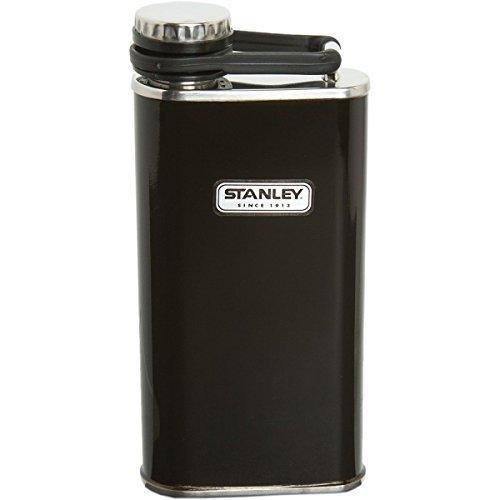 Stanley Classic Flask - 8oz Black, One ()