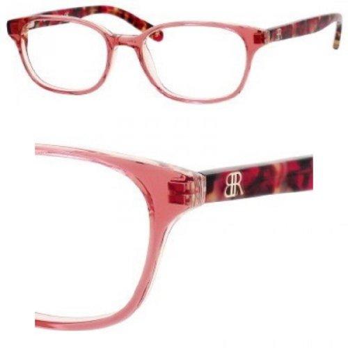BANANA REPUBLIC Monture lunettes de vue COLEEN 0QZ6 Rose/Rouge/Marbre 49MM