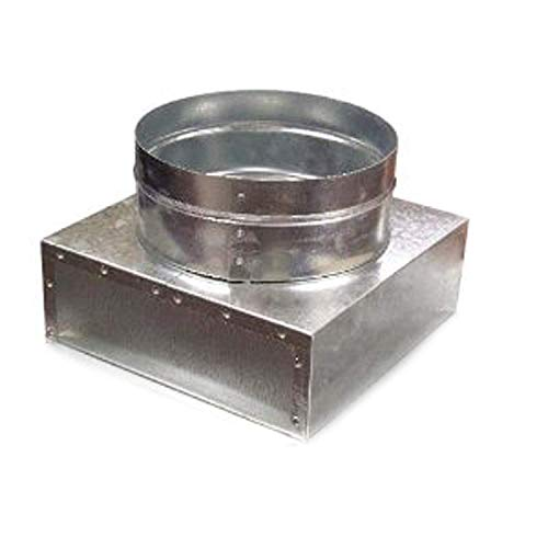 HVAC Plenum Ceiling Box 12 x 12 x 10 (12