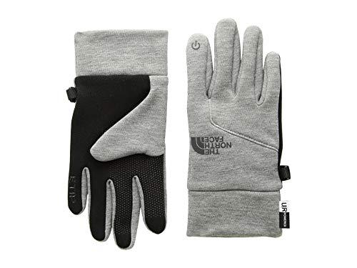 The North Face Kids Unisex Etip¿ Gloves (Big Kids) Tnf Medium Grey Heather MD