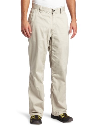 Mountain Khakis Men's Teton Twill Pant Relaxed Fit, Stone, 40x30
