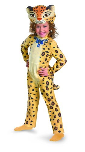 Disguise Madagascar 3 Gia The Leopard Deluxe Costume