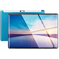 FidgetKute S10 10.1 Inch 2.5D Screen 4G-LTE Tablet PC Android 8.0 8+128GB Dual SIM Tablet PC Blue UK Plug