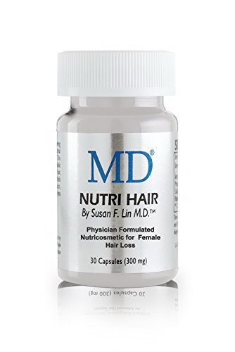 MD Nutri Hair All natural Nutricosmetic for Advanced Hair Support