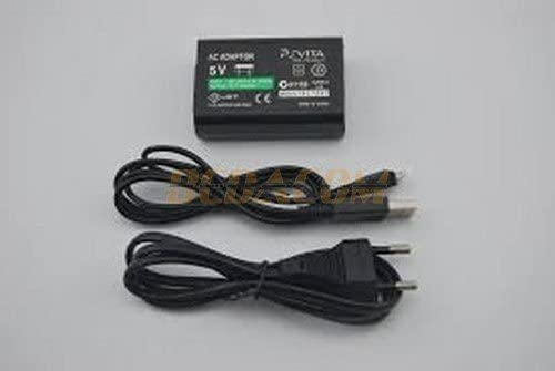 BEDACOM®- Cargador de red para PS Vita 2000 con cable Micro ...