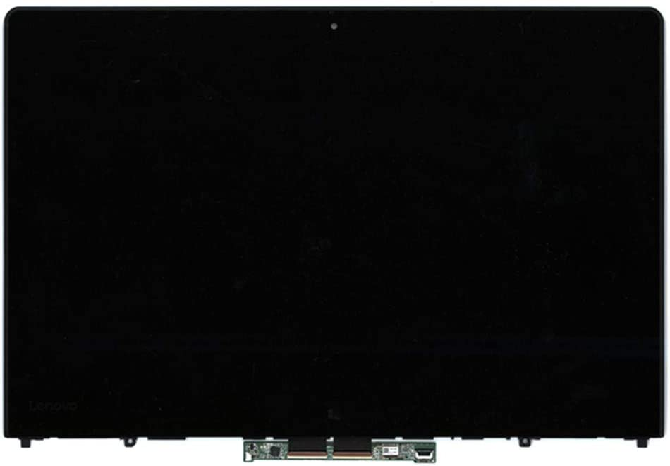 14.0' FHD 1920x1080 IPS LCD Panel LED Touch Screen Display with Bezel Frame Assembly 01AW412 00PA902 00PA905 01AW138 01AW135 for Lenovo ThinkPad Yoga 14 Type 20FY