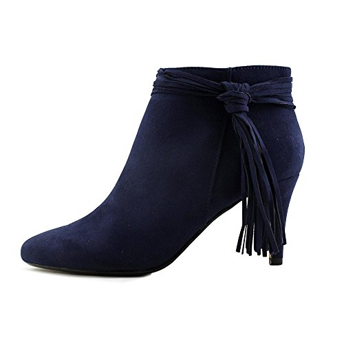 Thalia Sodi Womens altaf Pointed Toe Ankle Fashion Boots Navy Blue ZJhnI