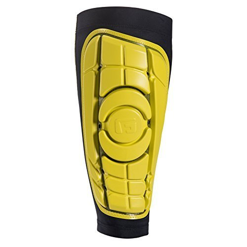 G-Form pro-s Shin Guards, Iconic Gelb, Medium by G-Form