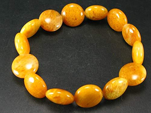 Himalayan Gold Azeztulite Bracelet From Himalayas - 7