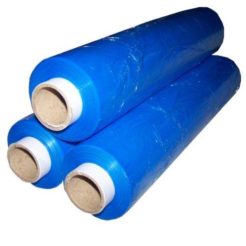 36rouleaux Bleu/Film étirable pour palette 400mmx300M standard Core Storm Trading Group