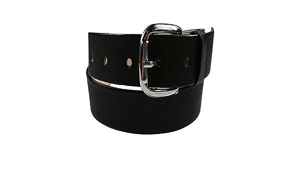 Amazon.com: Mens Heavy Duty Leather Belt Anca de Potro 1 1 ...