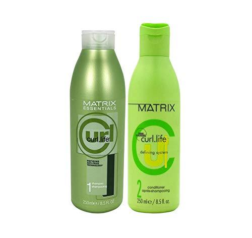 Defining Anti Frizz Shampoo & Defining System Conditioner 8.5 oz (Duo)