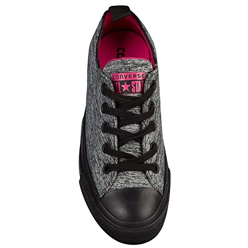 Converse All Star Abbey Neoprene Ox Black Womens Trainers Black