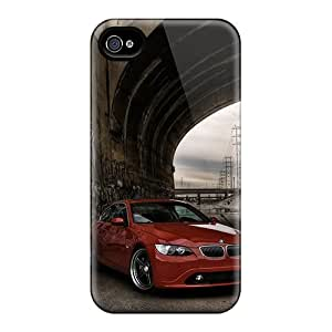 Durable Protector Cases Covers With Bmw Hot Design For Iphone 4/4s