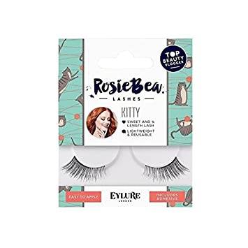 8bc24ae8031 Rosie Bea By Eylure Lashes - Kitty (Pack of 4): Amazon.co.uk: Beauty
