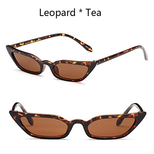 Gafas Sol Gato C7 Mujer Pequeñas Sexy Tonalidades Gafas Vintage TIANLIANG04 De De Uv400 De C1 Gafas Lujo De De Ojo La 14BWwq