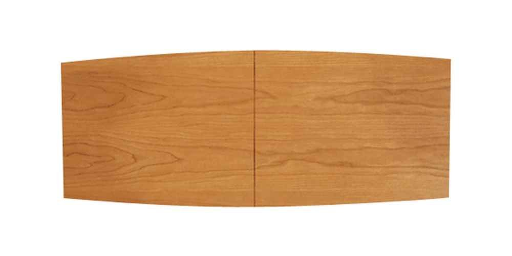 Shuffle Boat Shape Top (Legacy Cherry)