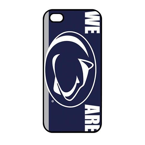 Personalised Premium Penn State Nittany Lions Best Case Protection for iPhone 6S Plus iPhone 6 Plus 5.5 Inch Screen, NCAA Team Logo iPhone 6S Plus Phone Slim Carring Cases