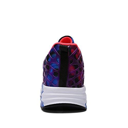 Hommes Casual Womens Mens Casual Chaussures Sneakers Léger Respirant Couples Chaussures Étudiant Chaussures de Course ( Color : 1-45 ) 2-41 9UyHEJNn