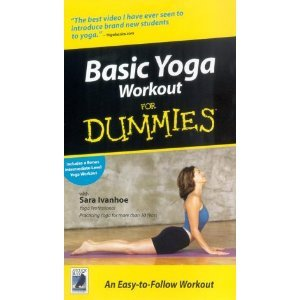 Amazon.com: Basic Yoga Workout for Dummies [VHS]: Movies & TV