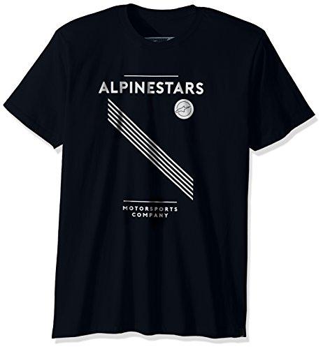 72052 Blu da Xxl Shirt scuro T uomo 1037 Alpinestars f1PBqq