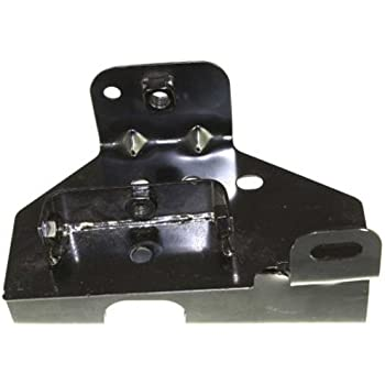 AM  Front,Right Passenger Side Bumper Bracket For Chevy,GMC,Cadillac GM1067131