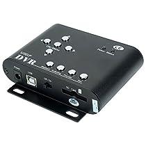 Wiseup 2Ch Mini SD Card Car DVR Mobile DVR Motion Detection
