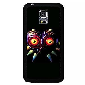 Black Background The Legend Of Zelda Phone Case Hard Plastic Case Cover For Samsung Galaxy S5 Mini
