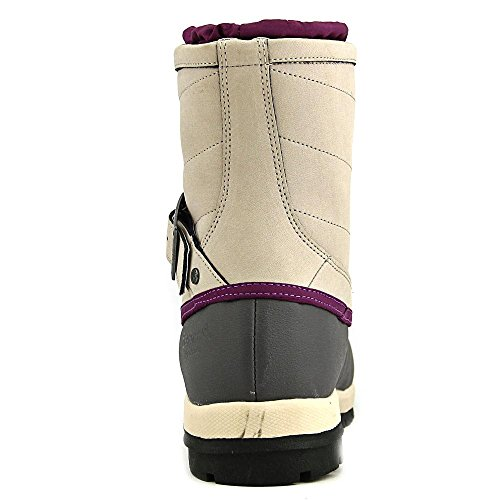 Nelly Winter Bearpaw Boot Ii Grey Women's wang8q1