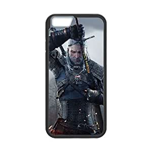 iphone6 4.7 inch Phone Case Black The Witcher3 Wild Hunt WE1TY719648