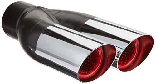 Hedman 17104 Hot Tips Chrome Exhaust Tip