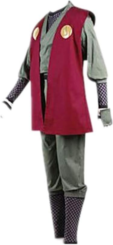 ULLAA 9 STKS Anime Naruto Jiraiya Cosplay Kostuum Outfit