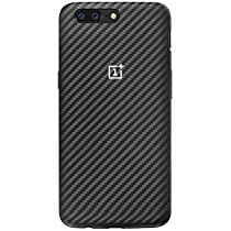 detailed look 0a79c 5d844 OnePlus 5 Full Protection Karbon Bumper Case Black: Amazon.com: MostCool