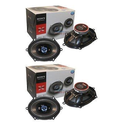 XS R5744 X Plod 4 Way Audio Speaker