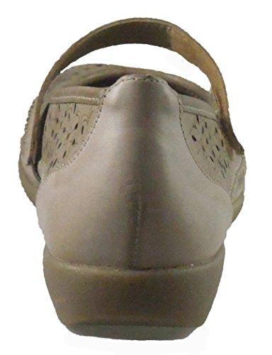 Rieker Dames Remonte, D1906 Slip On Shoes Clay