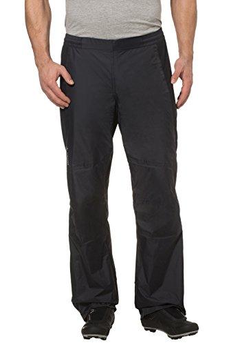 VAUDE Herren Hose Spray Pant, Black, XL, 04975