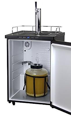 Kegco K309 Digital Kegerator Keg Beer Dispenser